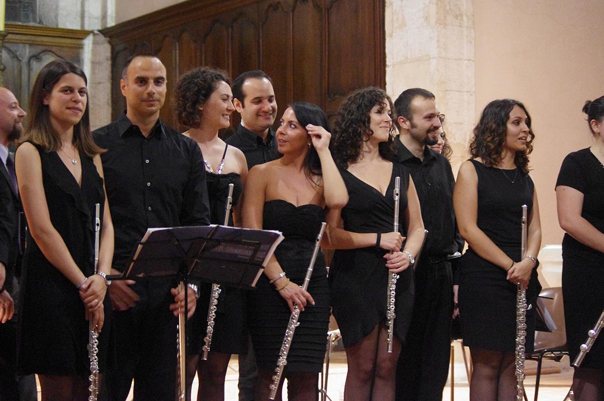 Ensemble de Flûtes Toscanini