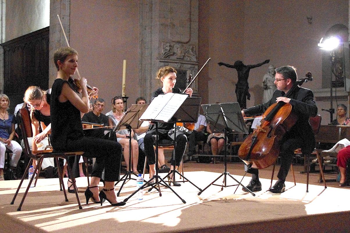 """Ensemble """"Les Violons de France"""""""