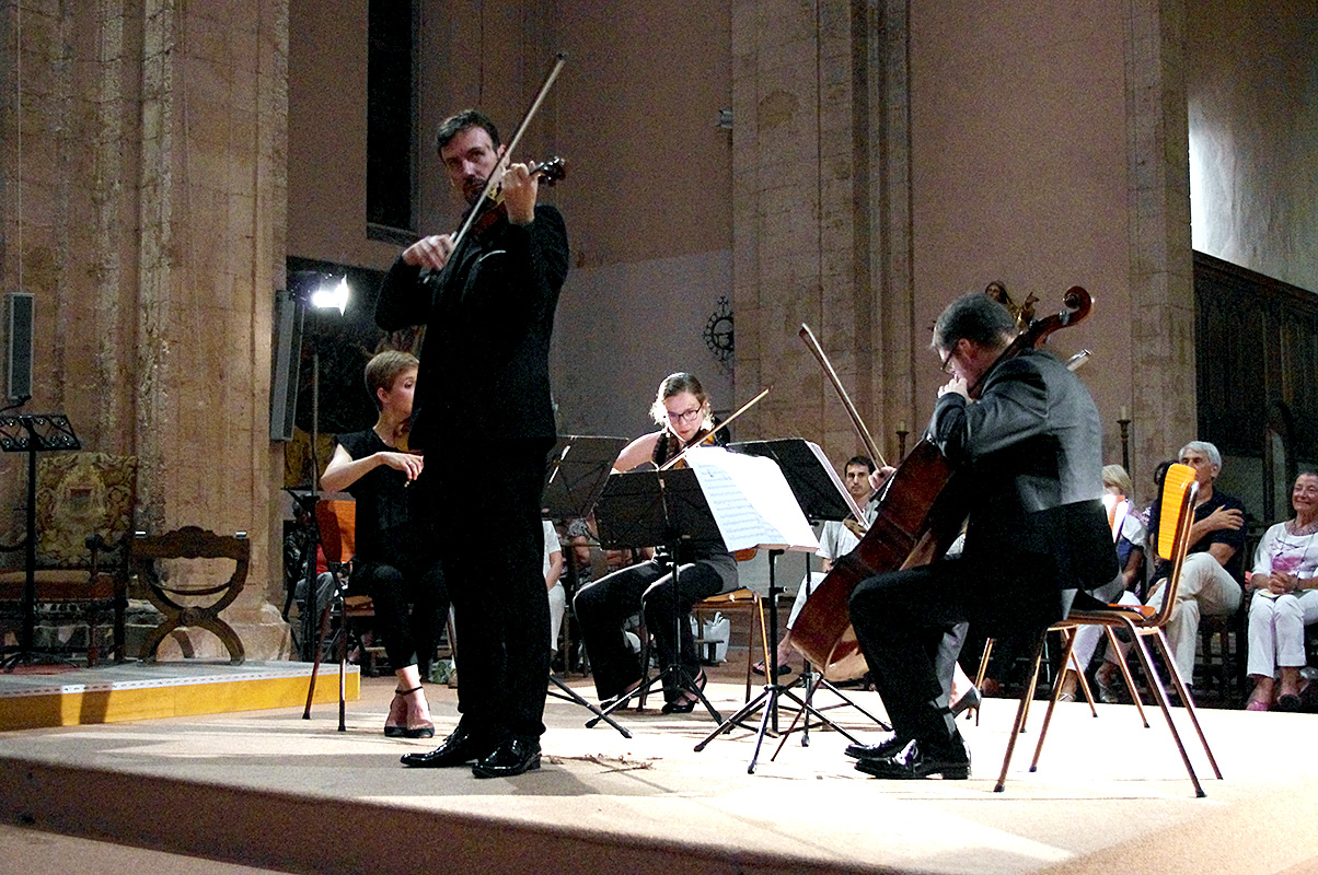 "Ensemble ""Les Violons de France"""