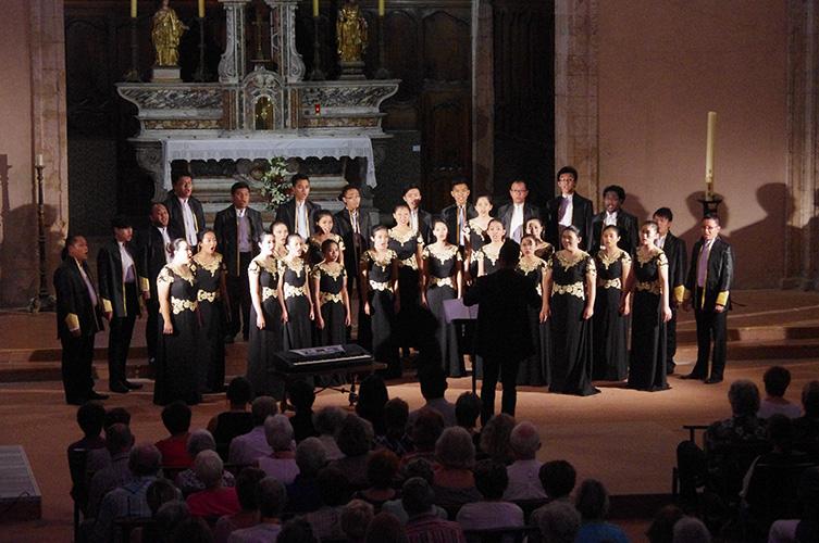 Maranatha Christian University Choir