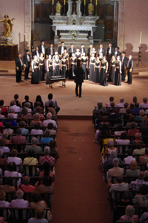 Maranatha Christian University Choir