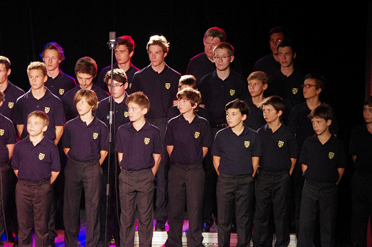 Les Petits Chanteurs de Sainte Croix de Neuilly